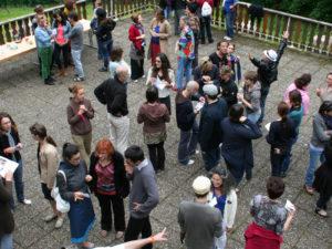 Le séminaire inter-coopératives 2012