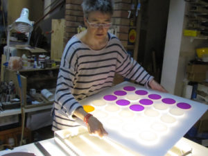 Véronique Ohsé  – prototypiste et matériaulogue
