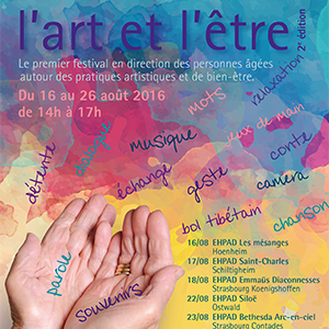 Festival L'Art et l'Être 2016 – 2ème édition