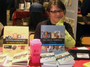 Elodie Pompey – Auteur, animatrice d'ateliers d'écriture, formatrice, miniaturiste.