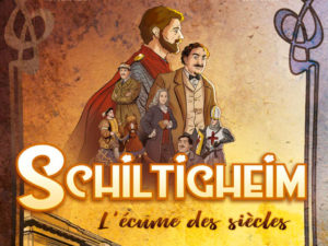 Parution de la BD «Schiltigheim, l'écume des siècles»
